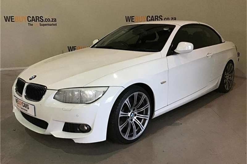 BMW 3 Series 330i convertible steptronic 2010
