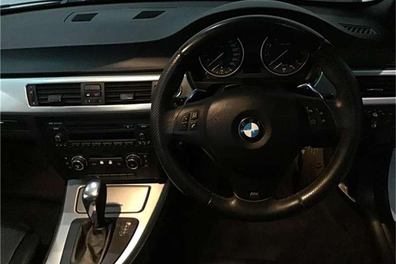 BMW 3 Series 330i convertible steptronic 2010