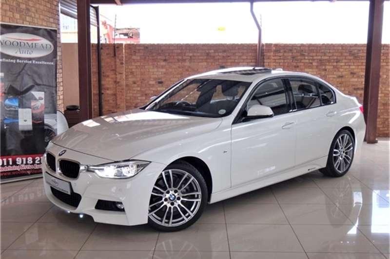 BMW 3 Series 330i M Sport auto 2016