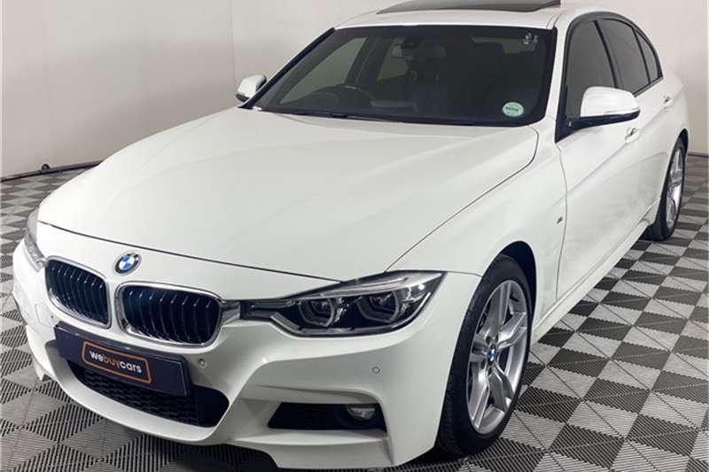 2016 BMW 3 Series 330i M Sport auto