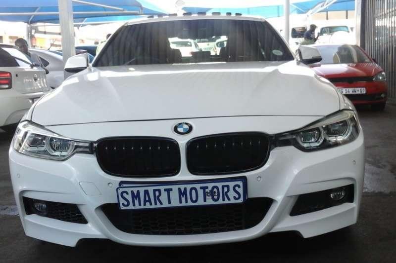 BMW 3 Series 330i M Sport auto 2017