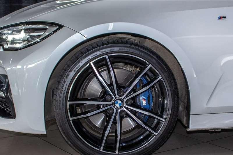 2019 BMW 3 Series 330i M Sport auto