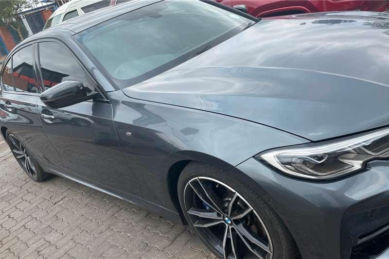 Used 2019 BMW 3 Series 330i M Sport sports auto