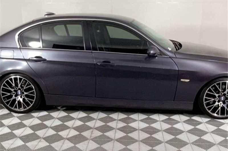 2005 BMW 3 Series 330i steptronic