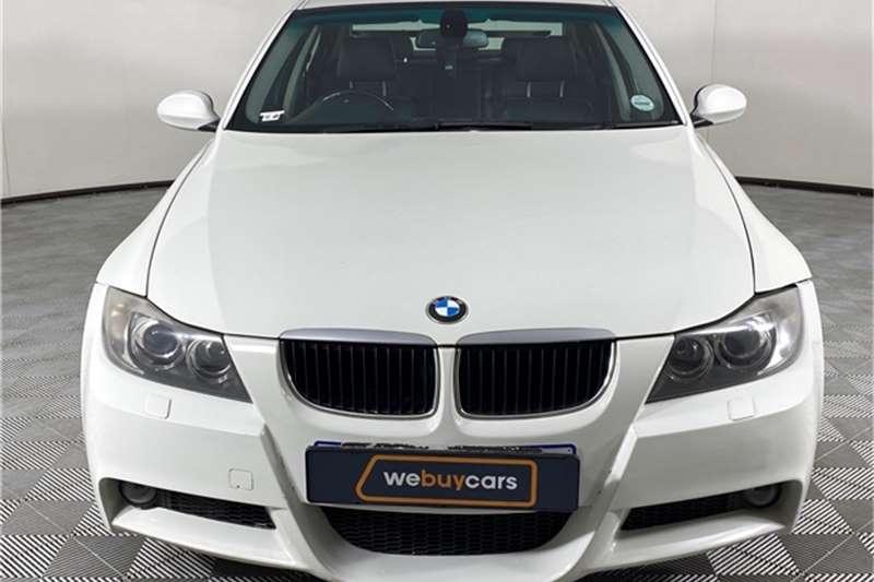 2008 BMW 3 Series 330i steptronic