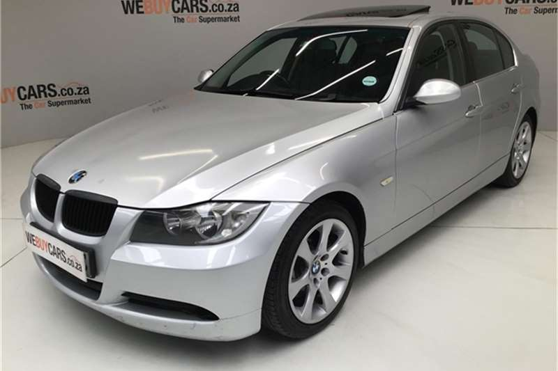BMW 3 Series 330i steptronic 2009