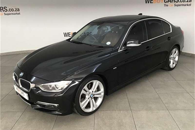 BMW 3 Series 335i 2012