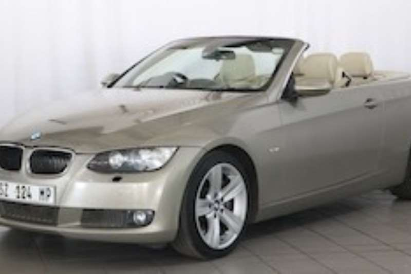 BMW 3 Series 335i convertible 2009