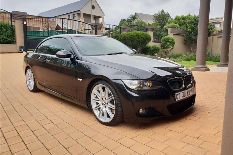 BMW 3 Series 335i convertible M Sport auto 2009