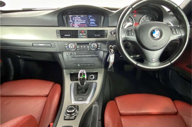 Used 2013 BMW 3 Series 335i convertible M Sport auto