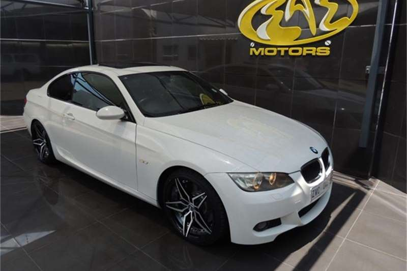 BMW 3 Series 335i Coupe Auto 2009