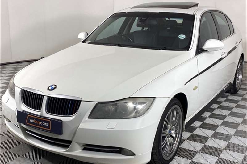 Used 2008 BMW 3 Series 335i Exclusive steptronic