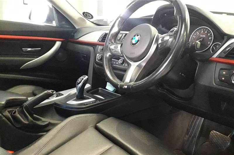 BMW 3 Series 335i GT M Sport 2014