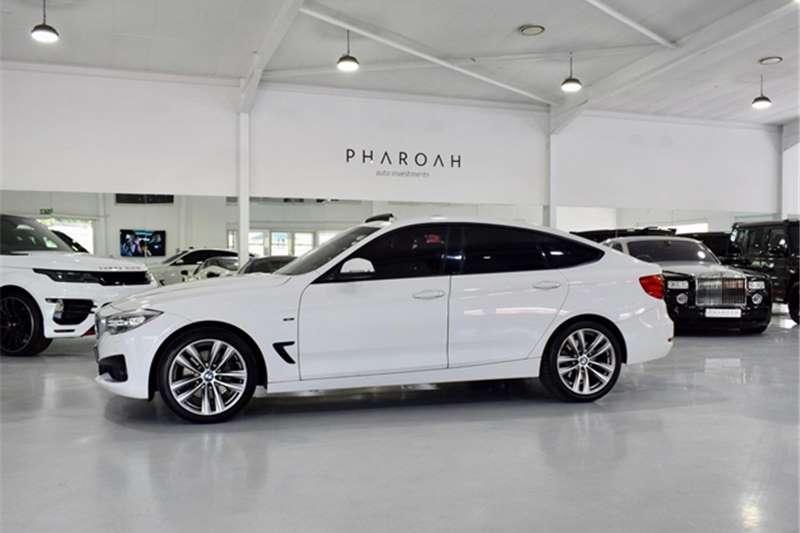 BMW 3 Series 335i GT Sport 2014