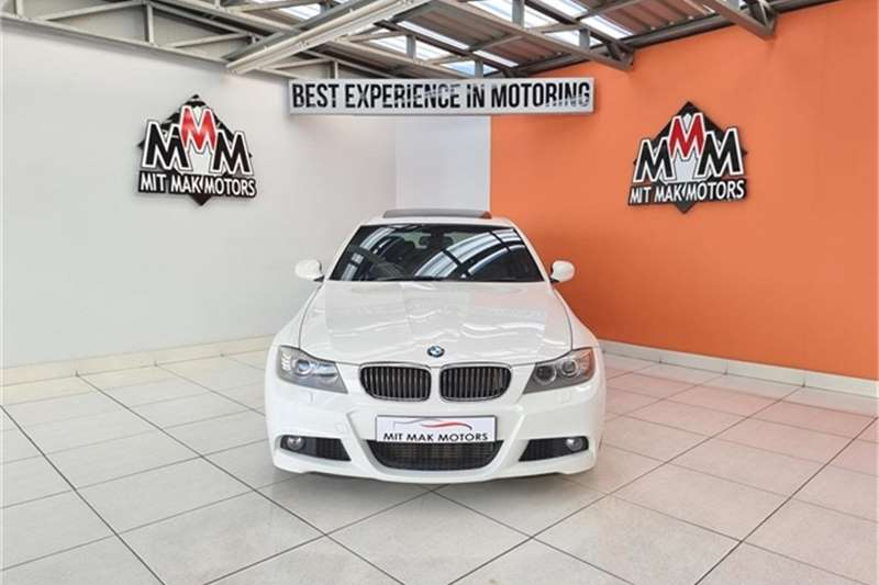 Used 2010 BMW 3 Series 335i M Sport steptronic