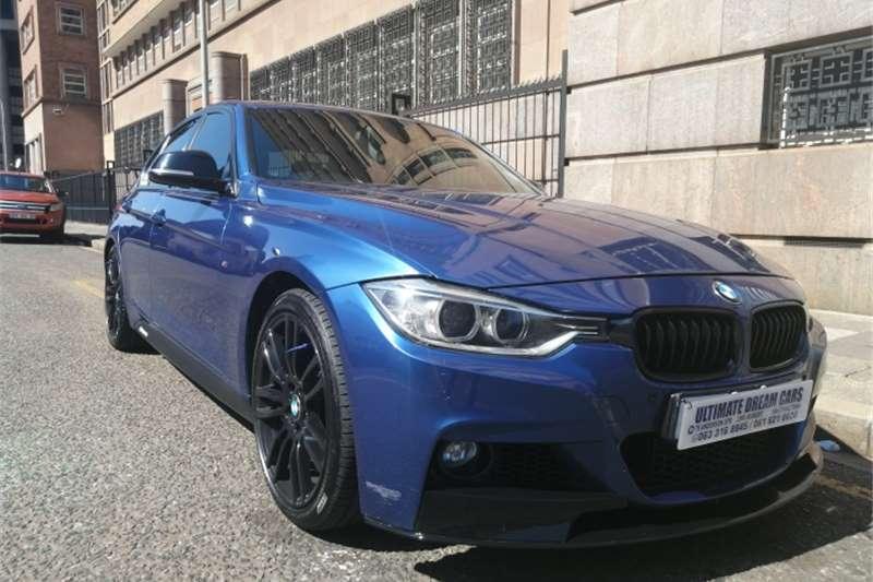 BMW 3 Series 335i M Sport steptronic 2013