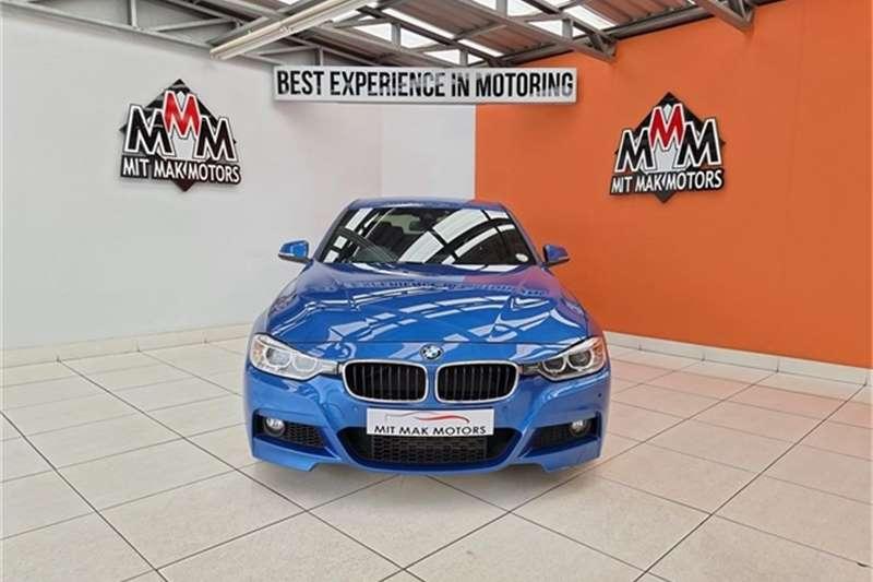 Used 2014 BMW 3 Series 335i M Sport steptronic