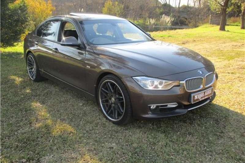 BMW 3 Series 335i Modern Line 2012