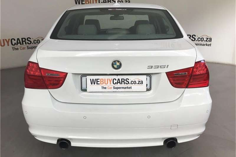BMW 3 Series 335i steptronic 2009