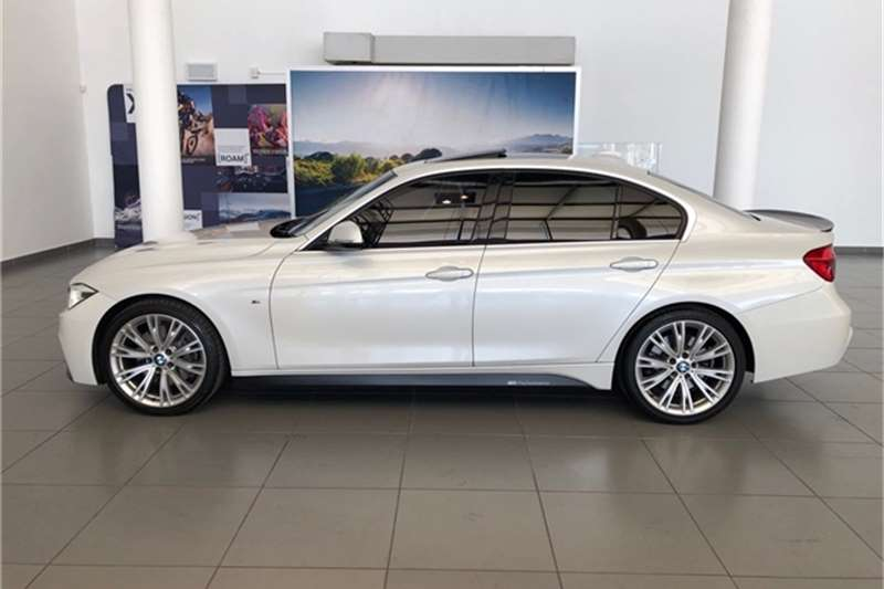 Used 2015 BMW 3 Series 340i M Sport sports auto
