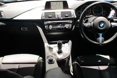 BMW 3 Series 340i M Sport sports auto 2016