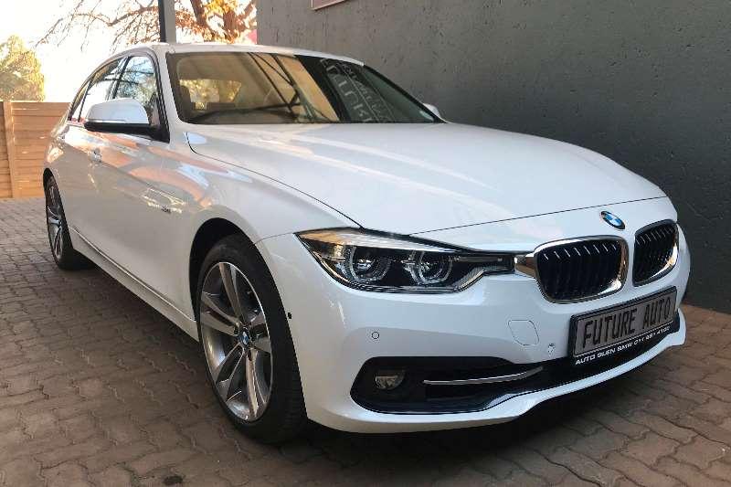 BMW 3 Series 340i Sport Line sports auto 2019