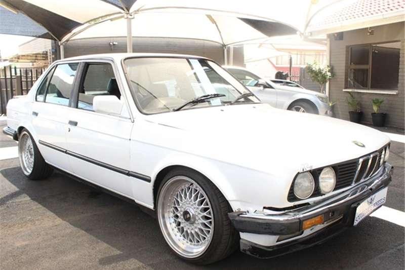 BMW 3 Series 4d A/C (E30) 1986