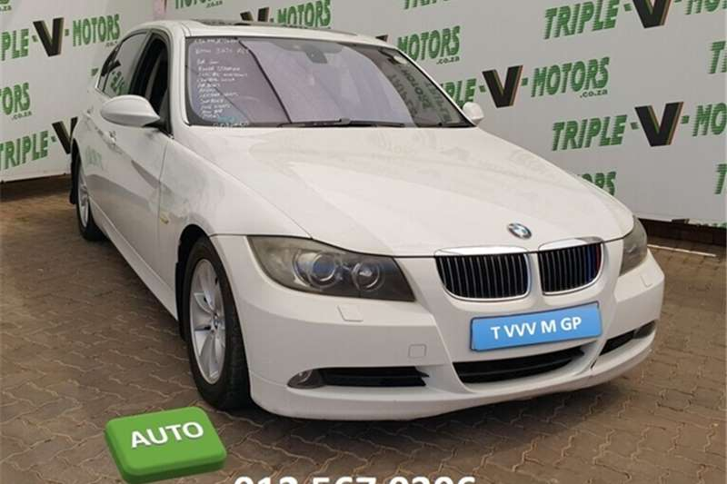 BMW 3 Series A/T (E90) 2005