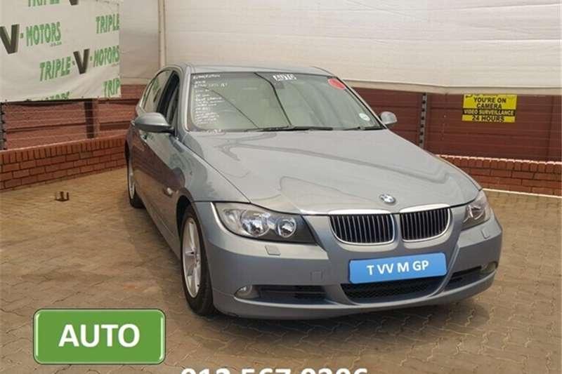 BMW 3 Series A/T (E90) 2008