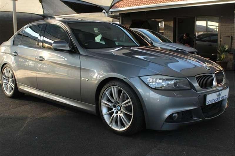 BMW 3 Series A/T (E90) 2010