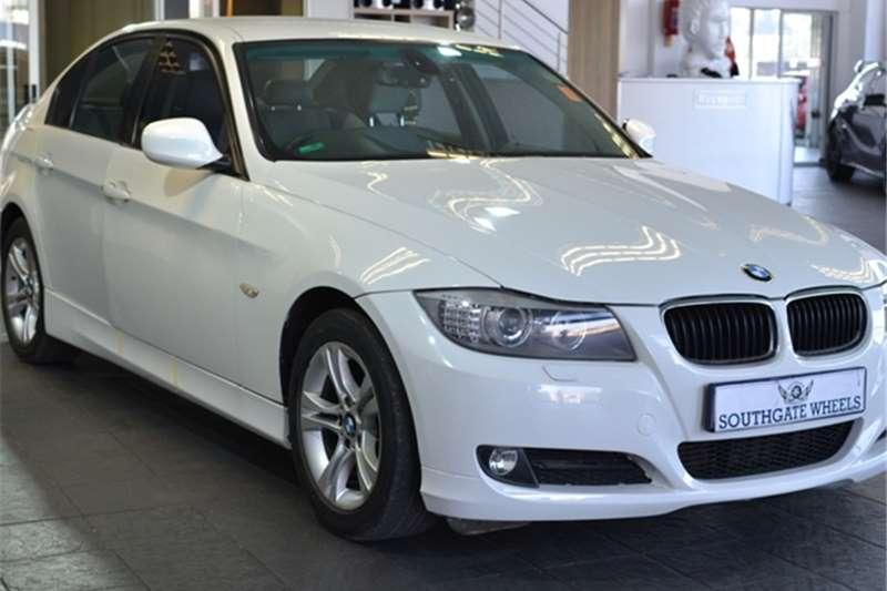 BMW 3 Series A/T (E90) 2011