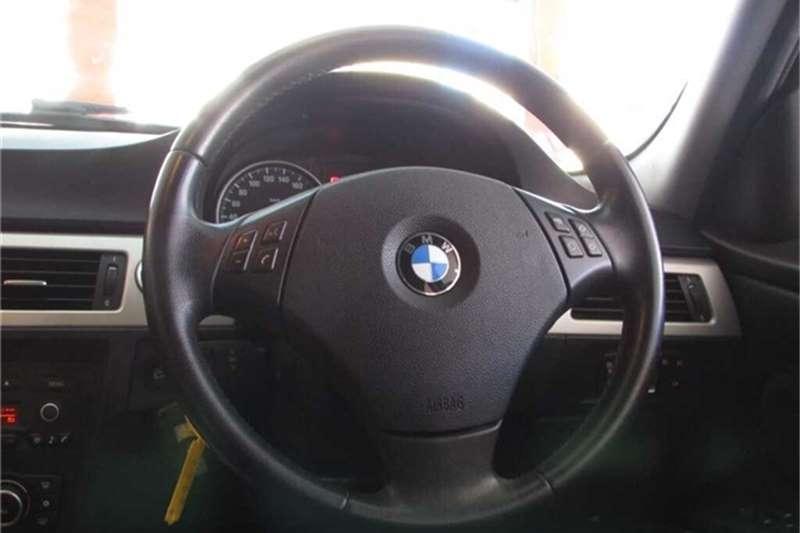 BMW 3 Series A/T (E90) 2012