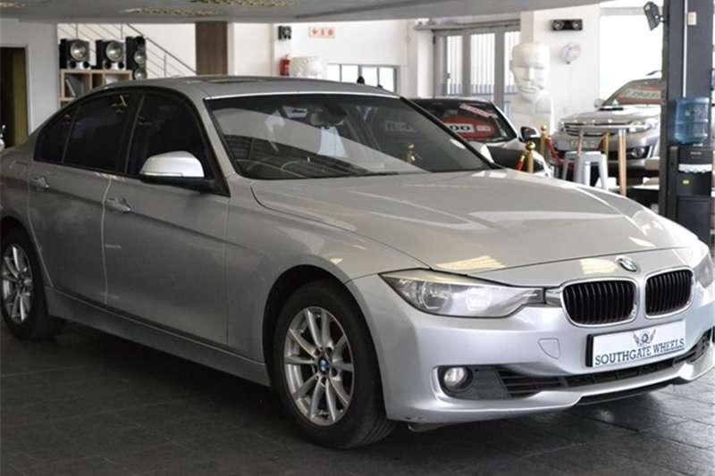 BMW 3 Series A/T (F30) 2012