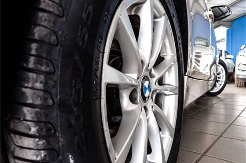 BMW 3 Series A/T (F30) 2015