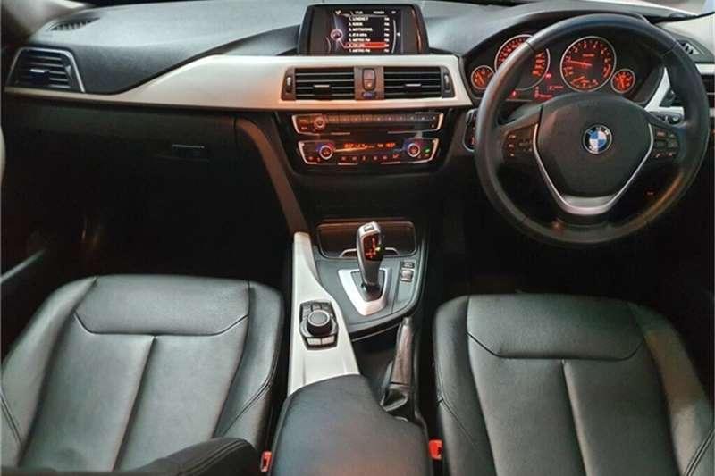 BMW 3 Series A/T (F30) 2016