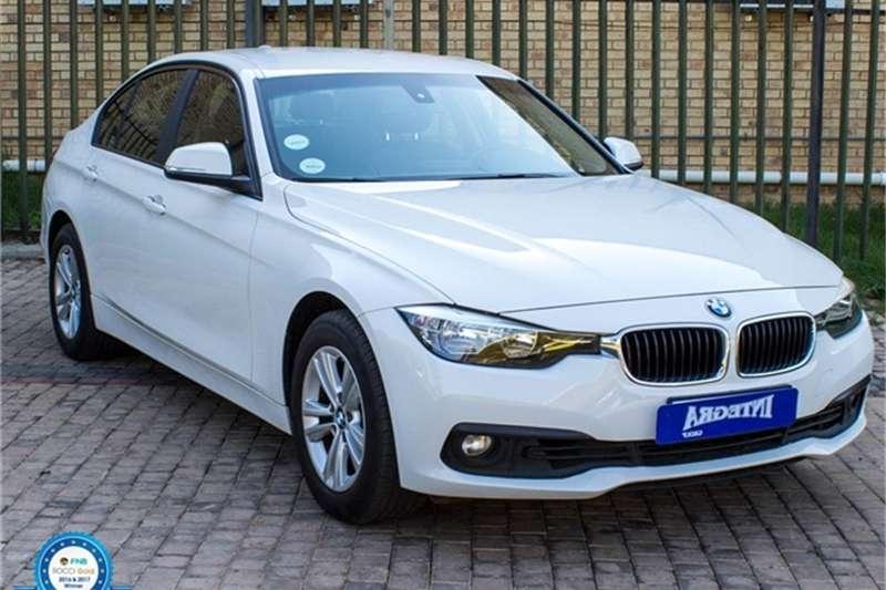 BMW 3 Series A/T (F30) 2017