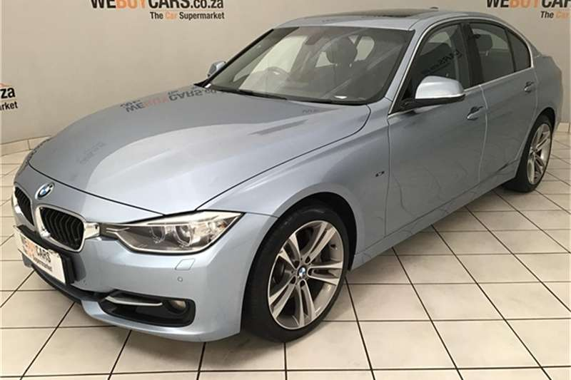 BMW 3 Series ActiveHybrid 3 2013