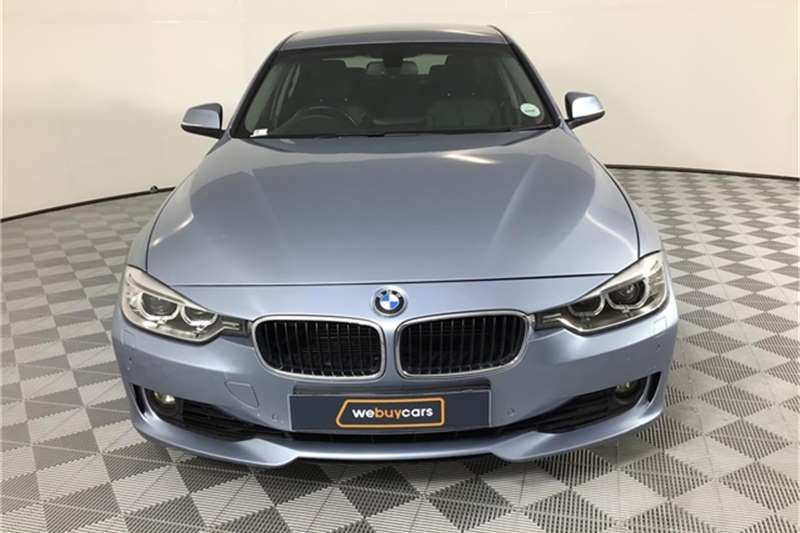 BMW 3 Series ActiveHybrid 3 2013