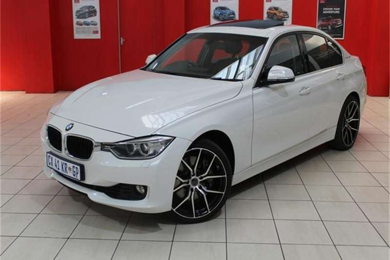 BMW 3 Series ActiveHybrid 3 2014