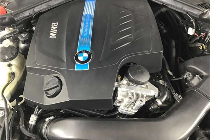 BMW 3 Series ActiveHybrid 3 Sport 2013