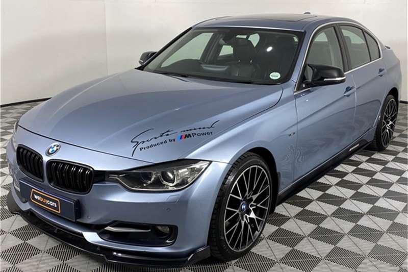 Used 2013 BMW 3 Series ActiveHybrid 3 Sport