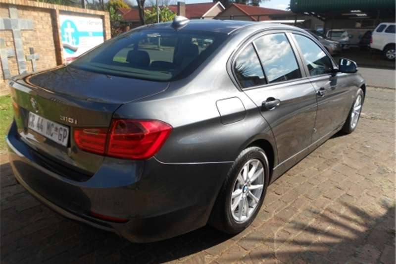 BMW 3 Series AT (F30) #3343 (km 135000) 2013