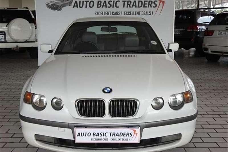 BMW 3 Series Compact 325ti 2002