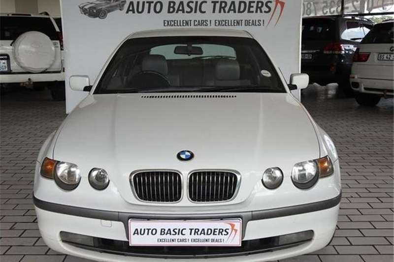 BMW 3 Series Compact 325ti 2002