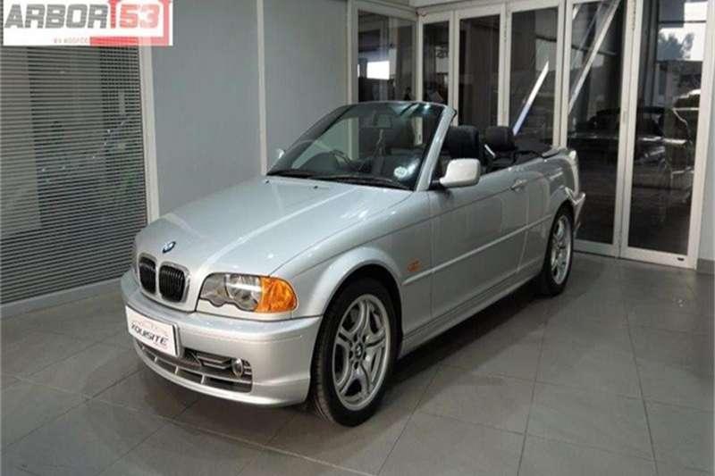 BMW 3 Series Convertible 330Ci 2002