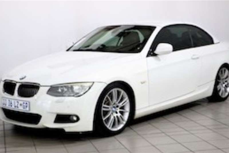 BMW 3 Series CONVERTIBLE A/T 2010