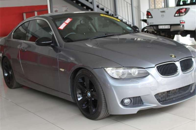 BMW 3 Series COUPE A/T (E92) 2009