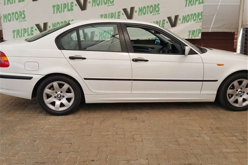 BMW 3 Series (E46) 2002