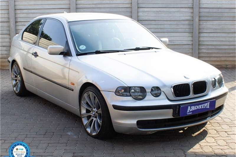 BMW 3 Series (E46) 2003