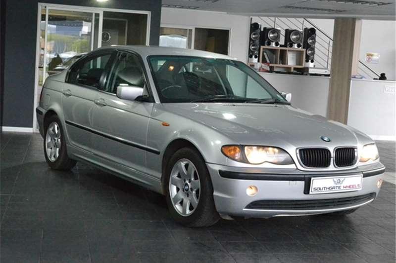BMW 3 Series (E46)F/L 2004